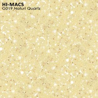 Hi-Macs Natural Quartz G019