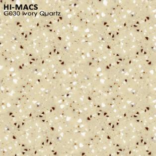 Hi-Macs Ivory Quartz G030