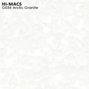 Hi-Macs Arctic Granite G034
