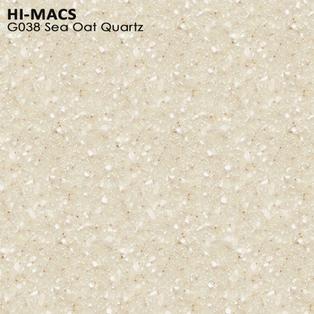 Hi-Macs Sea Oat Quartz G038
