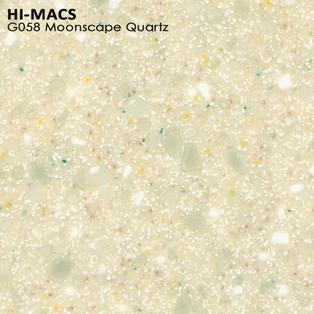 Hi-Macs Moonscape Quartz G058