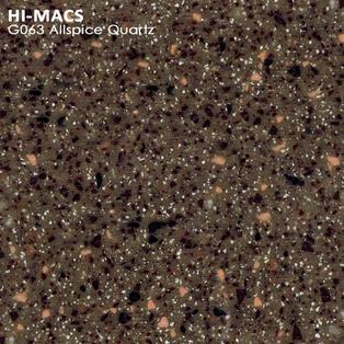 Hi-Macs Allspice Quartz G063