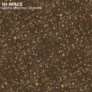 Hi-Macs Mocha Granite G074