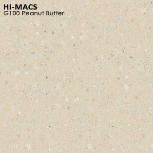 Hi-Macs Peanut Butter G1004