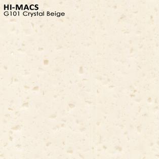 Hi-Macs Crystal Beige G101