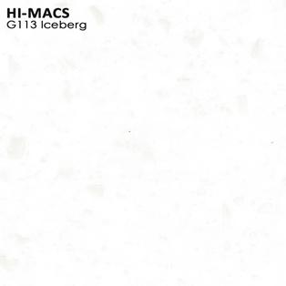 Hi-Macs Iceberg G113