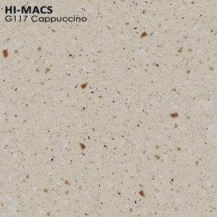 Hi-Macs Cappuccino G117