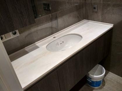 Столешница в ванную комнату 2