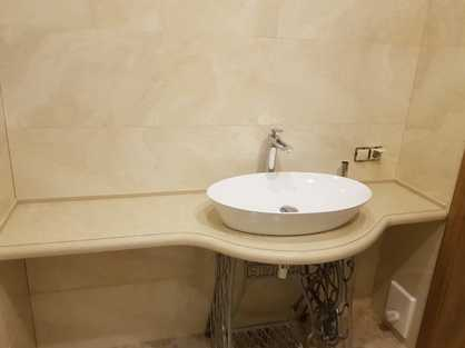 Столешница в ванную комнату 1