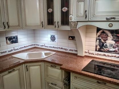 Кухонная столешница 11