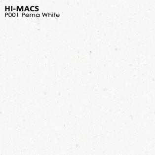 Hi-Macs Perna White P001