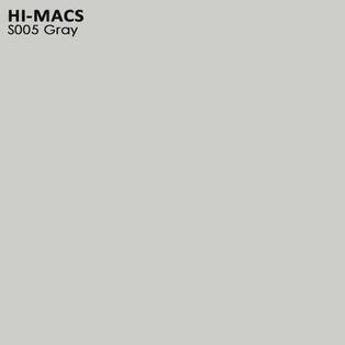 Hi-Macs Gray S005