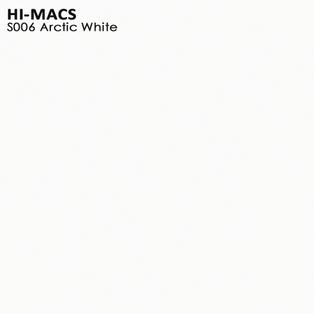 Hi-Macs Arctic White S006