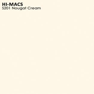 Hi-Macs Nougat Cream S201