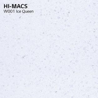 Hi-Macs Ice Queen W001