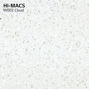 Hi-Macs Ice Cloud W002